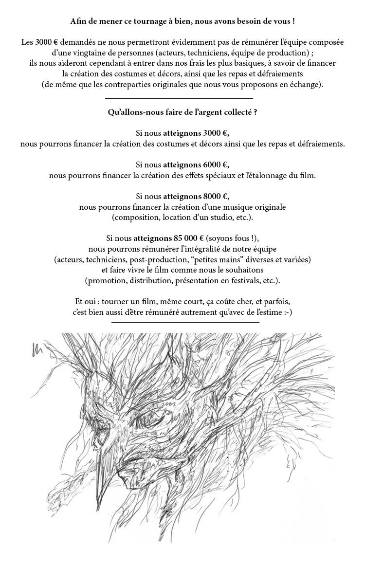 Caducea - L'homme au visage d'écorce