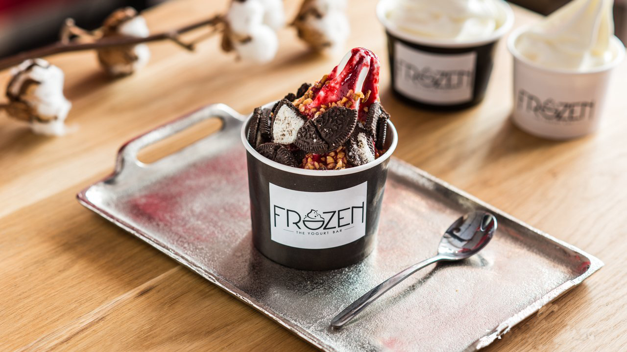 Frozen – The Yogurt Bar