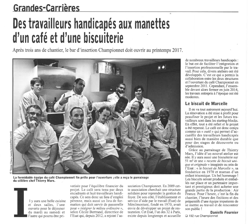 Café Championnet