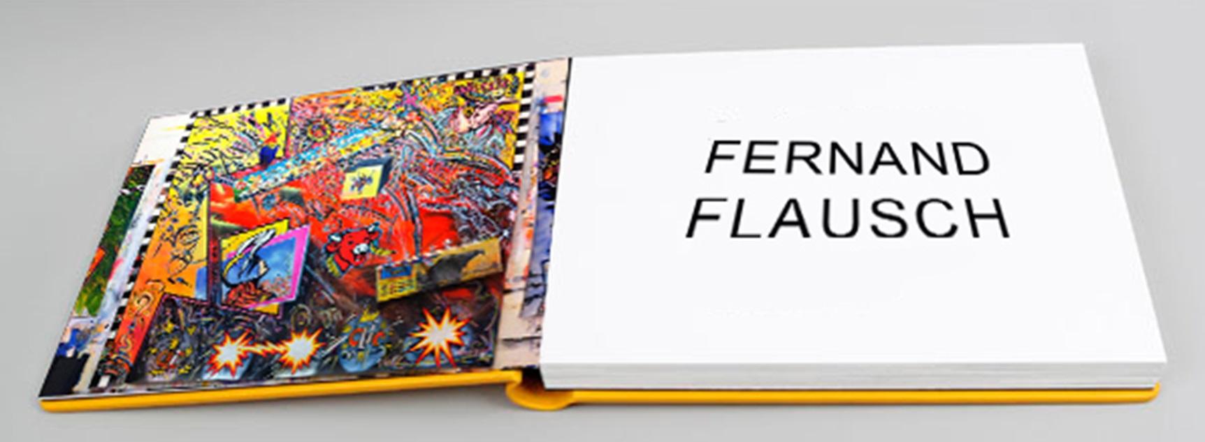 Fernand Flausch Artist Book