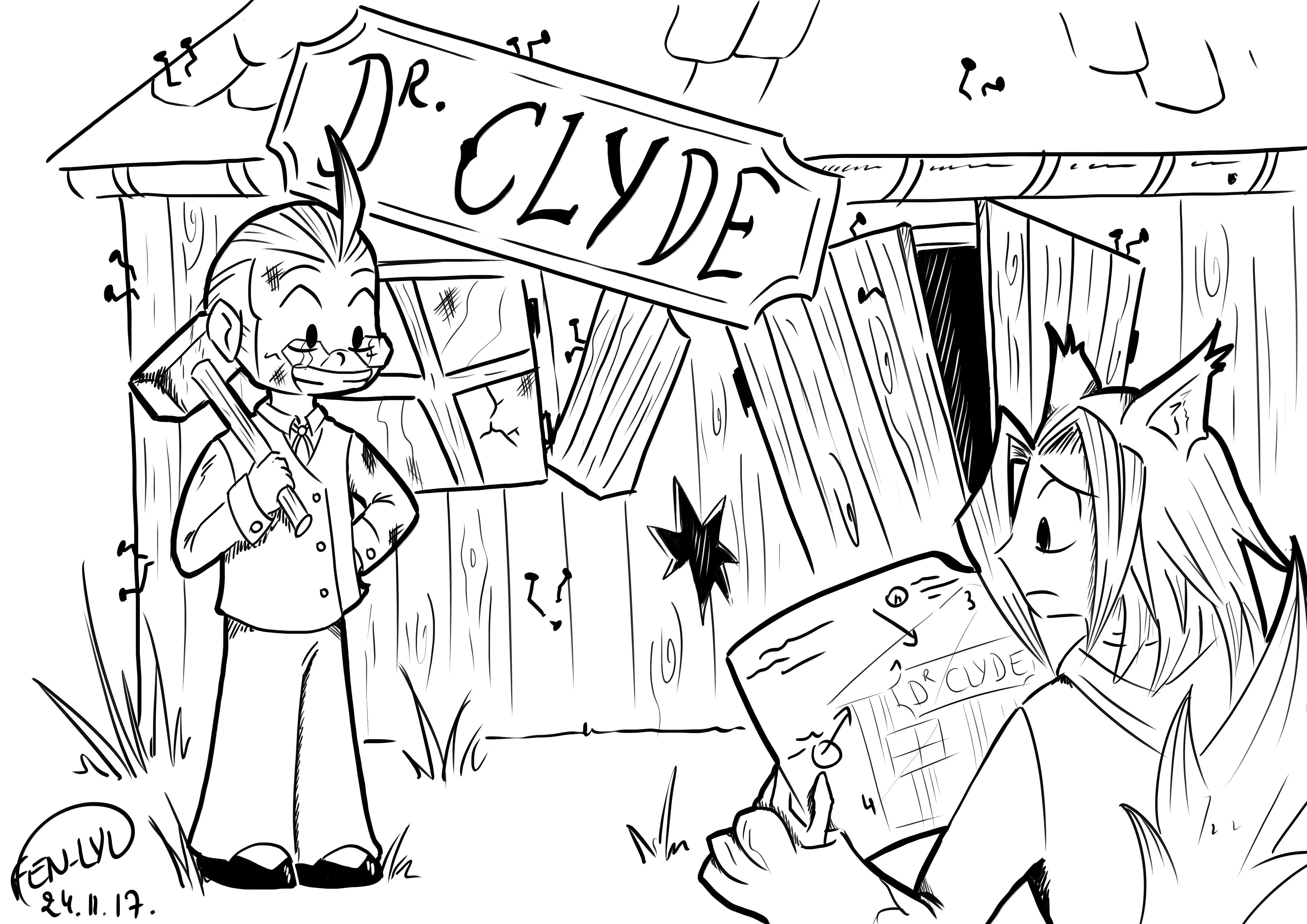 Distillerie Dr. Clyde