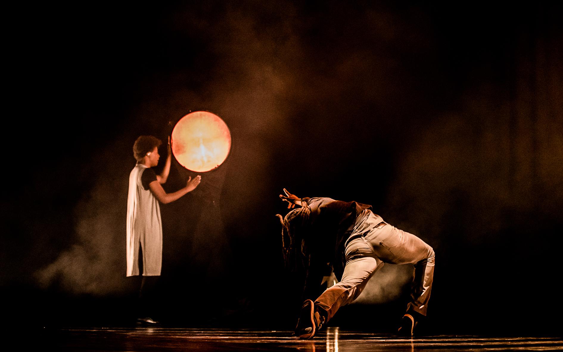 Nono Battesti au Festival d'Avignon 2018