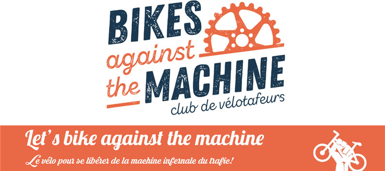 Bikes Against the Machine