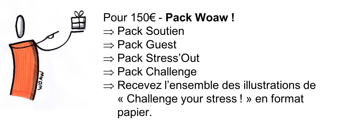 Challenge your stress !