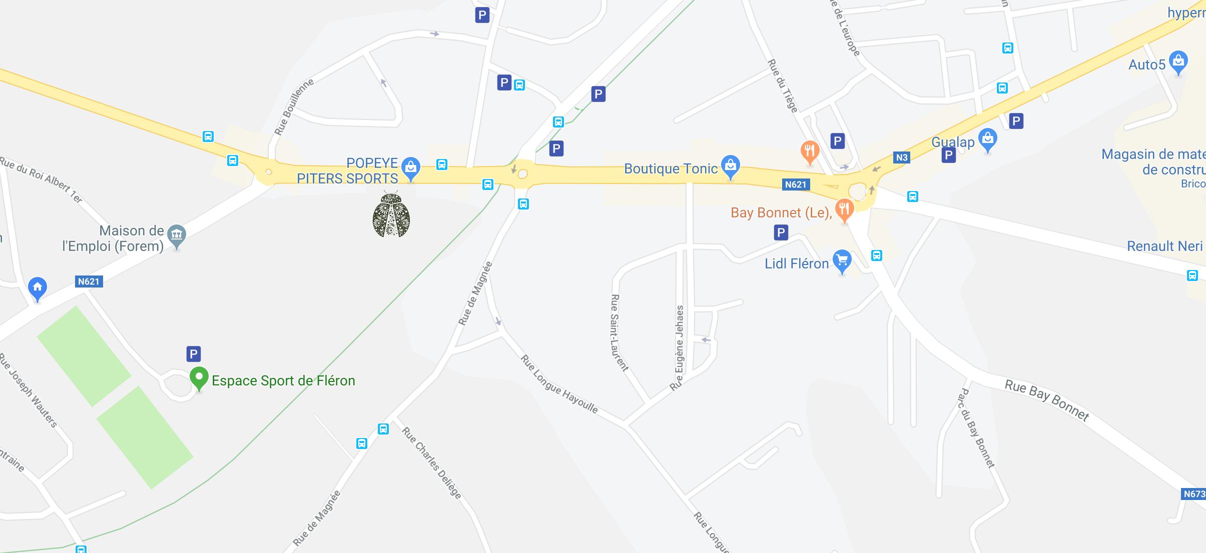 La Coccinelle - Une épicerie Vrac, Locale & Ethique