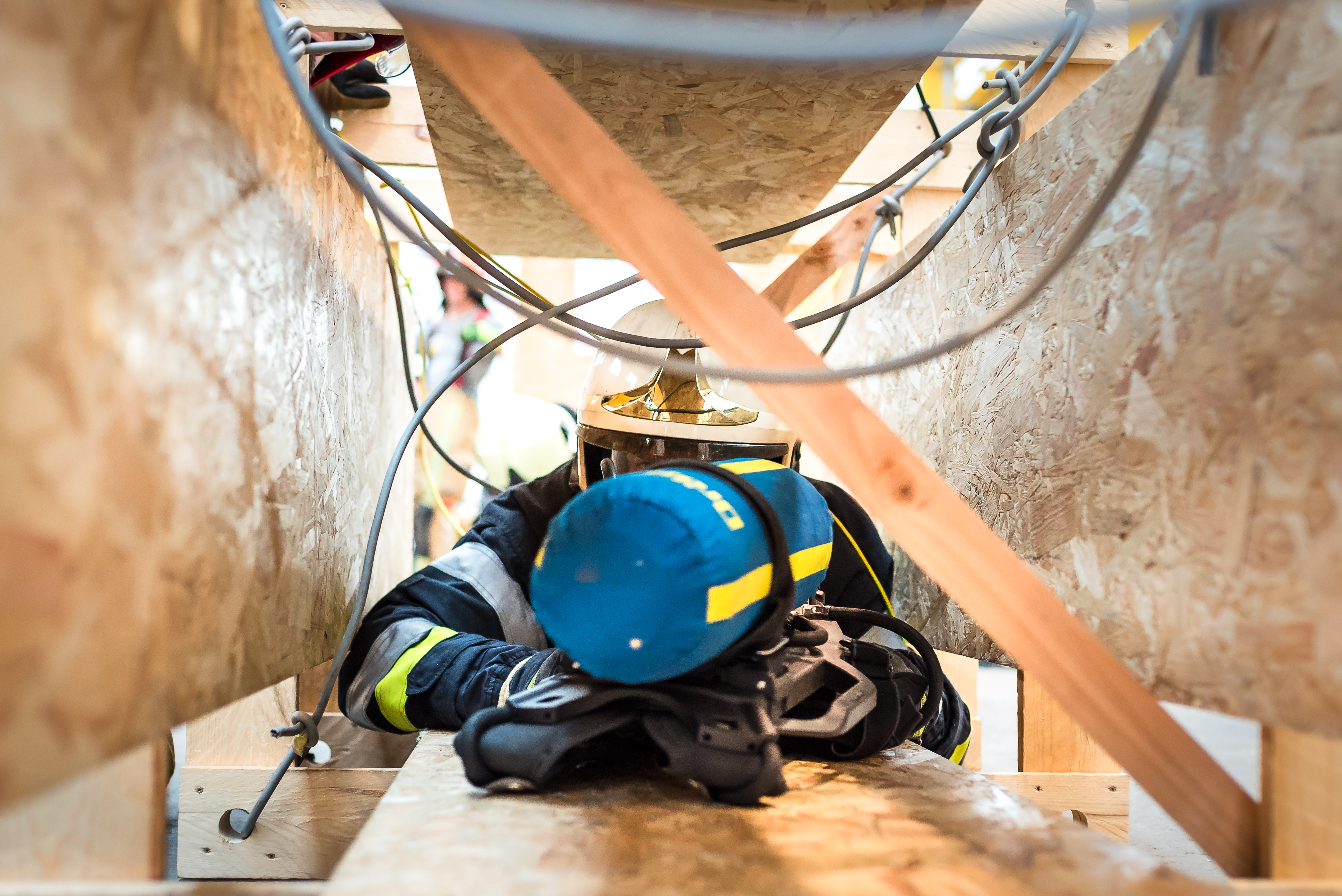Survival Firefighter Run Brabant Wallon 2019