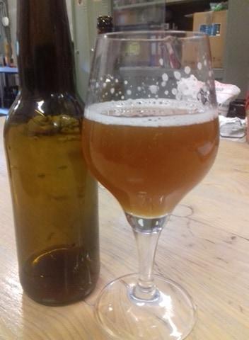 L'Empreinte Belge - La Bière aux panais