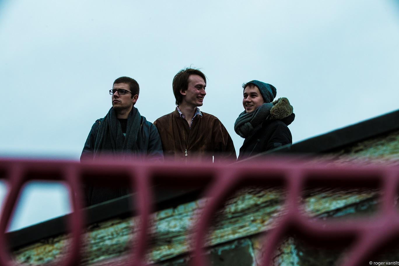Oakstreet Trio - Le premier album