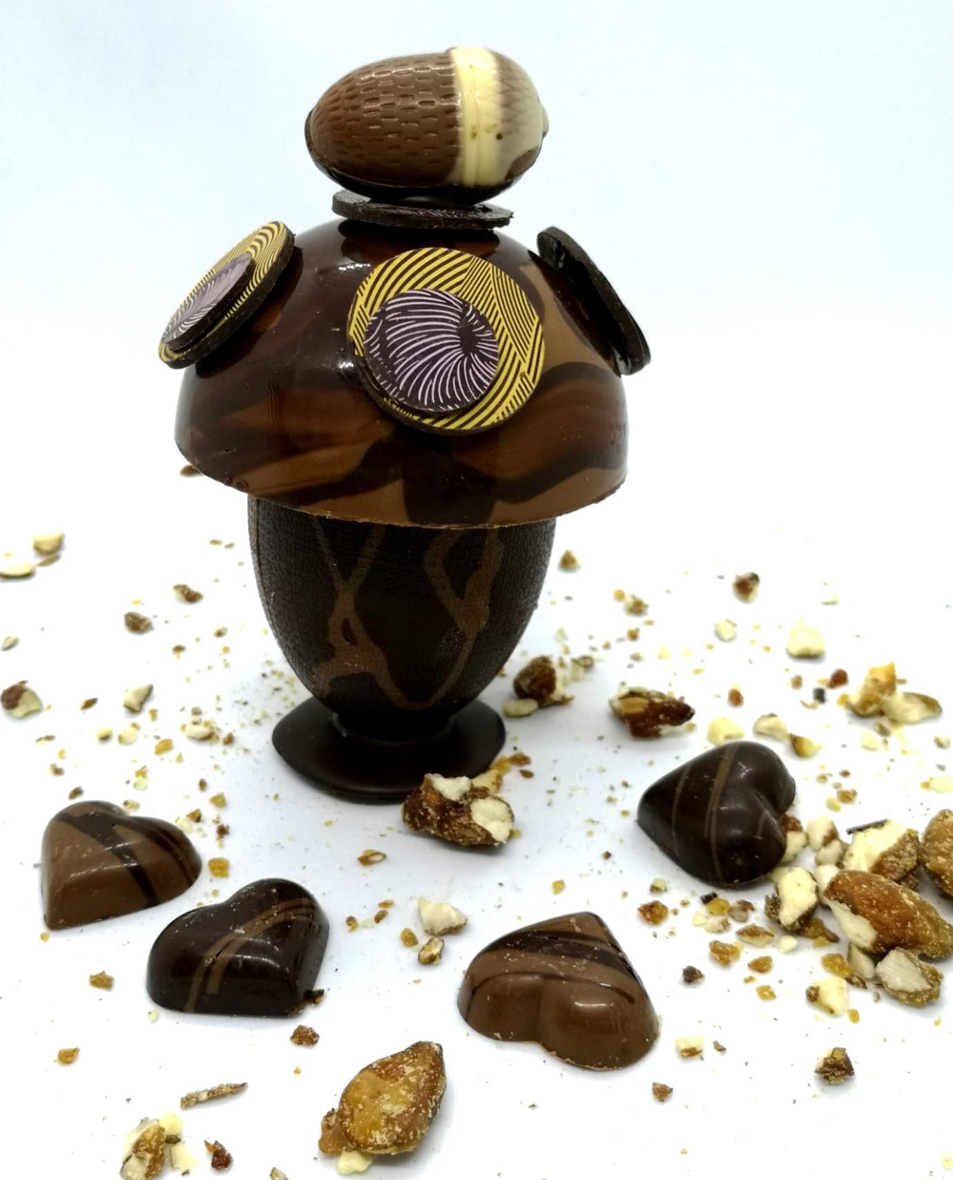 La femme du chocolatier