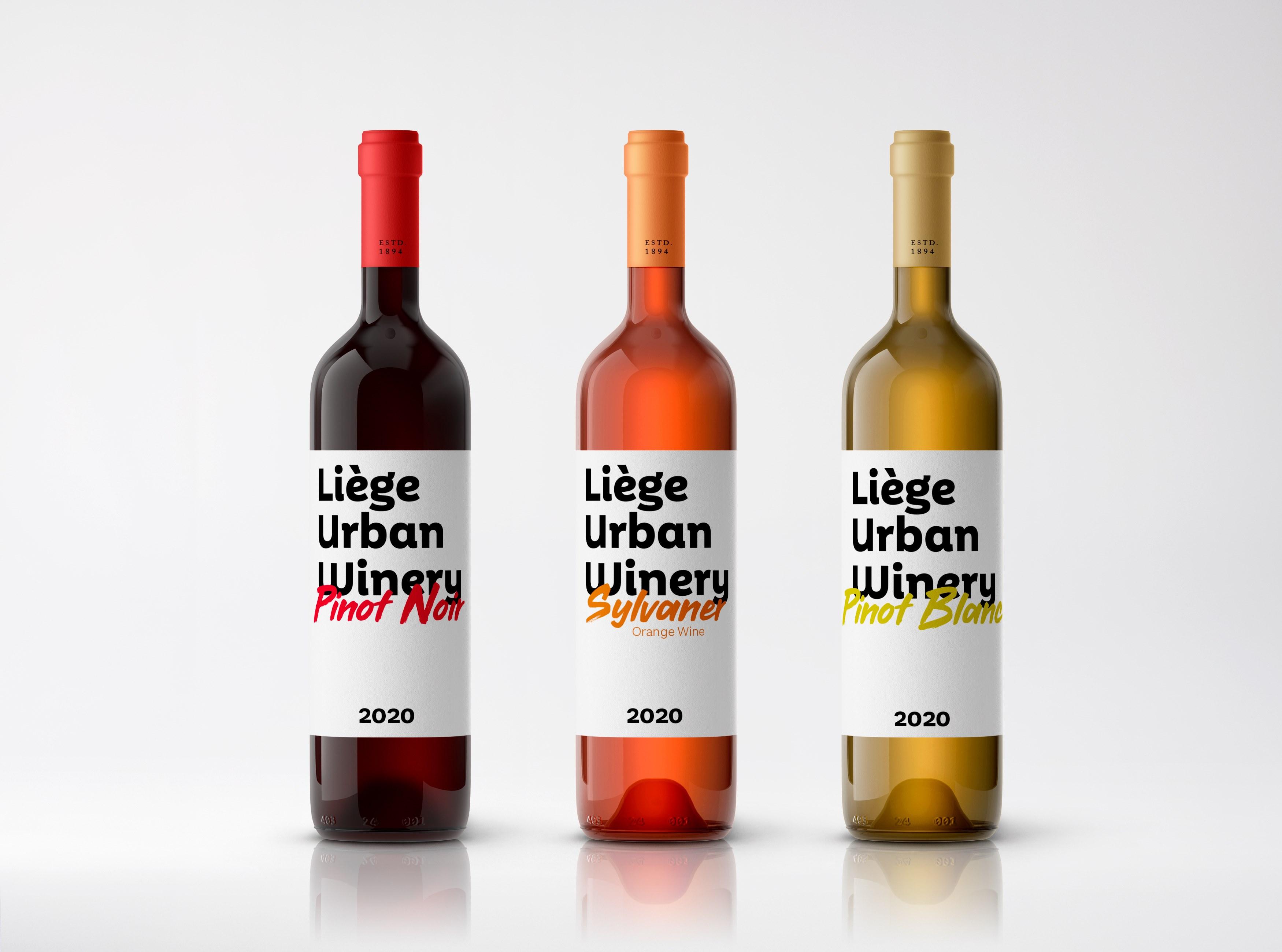 Les Vintrépides - Liège Urban Winery
