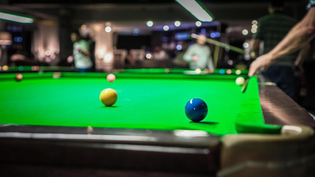 Sauver Le Victory Snooker