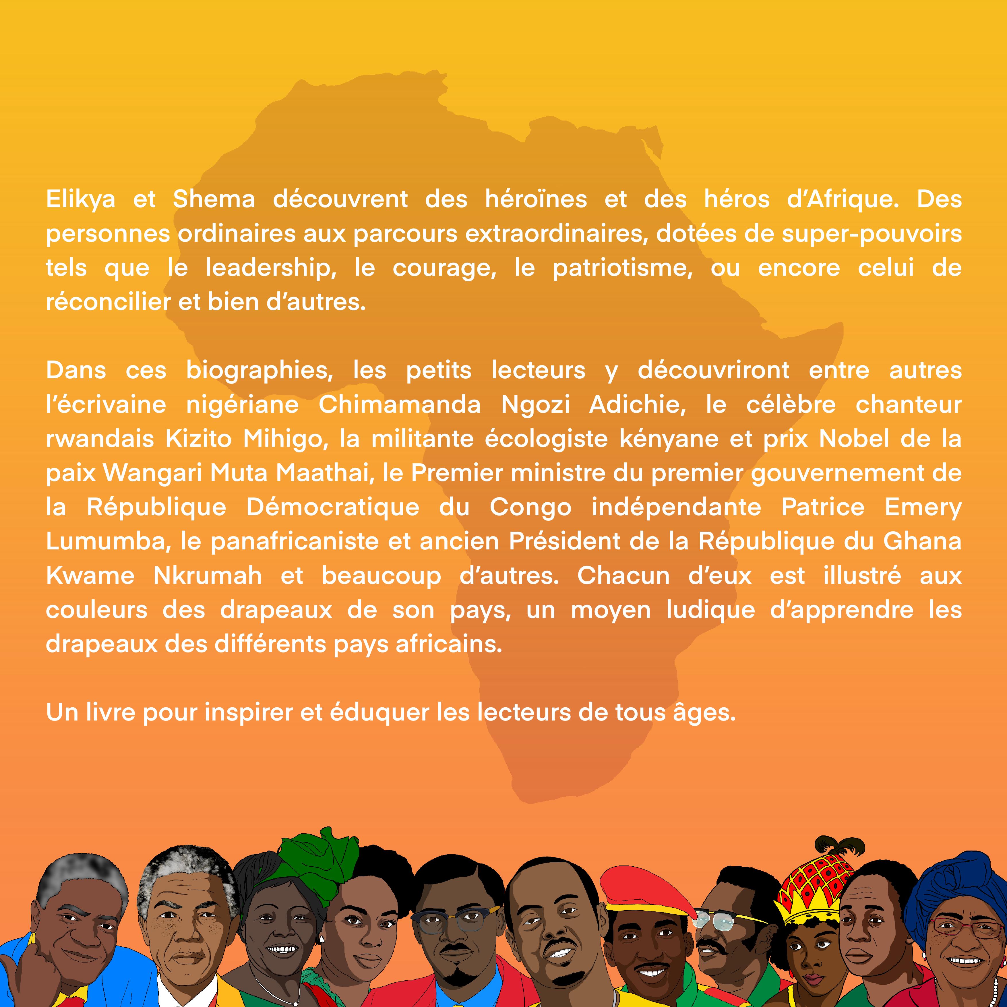 Héroïnes et Héros d'Afrique