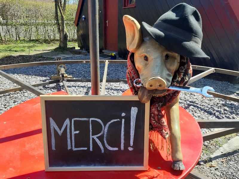 Le Méli-Mélo - carrousel fantastico-vintage