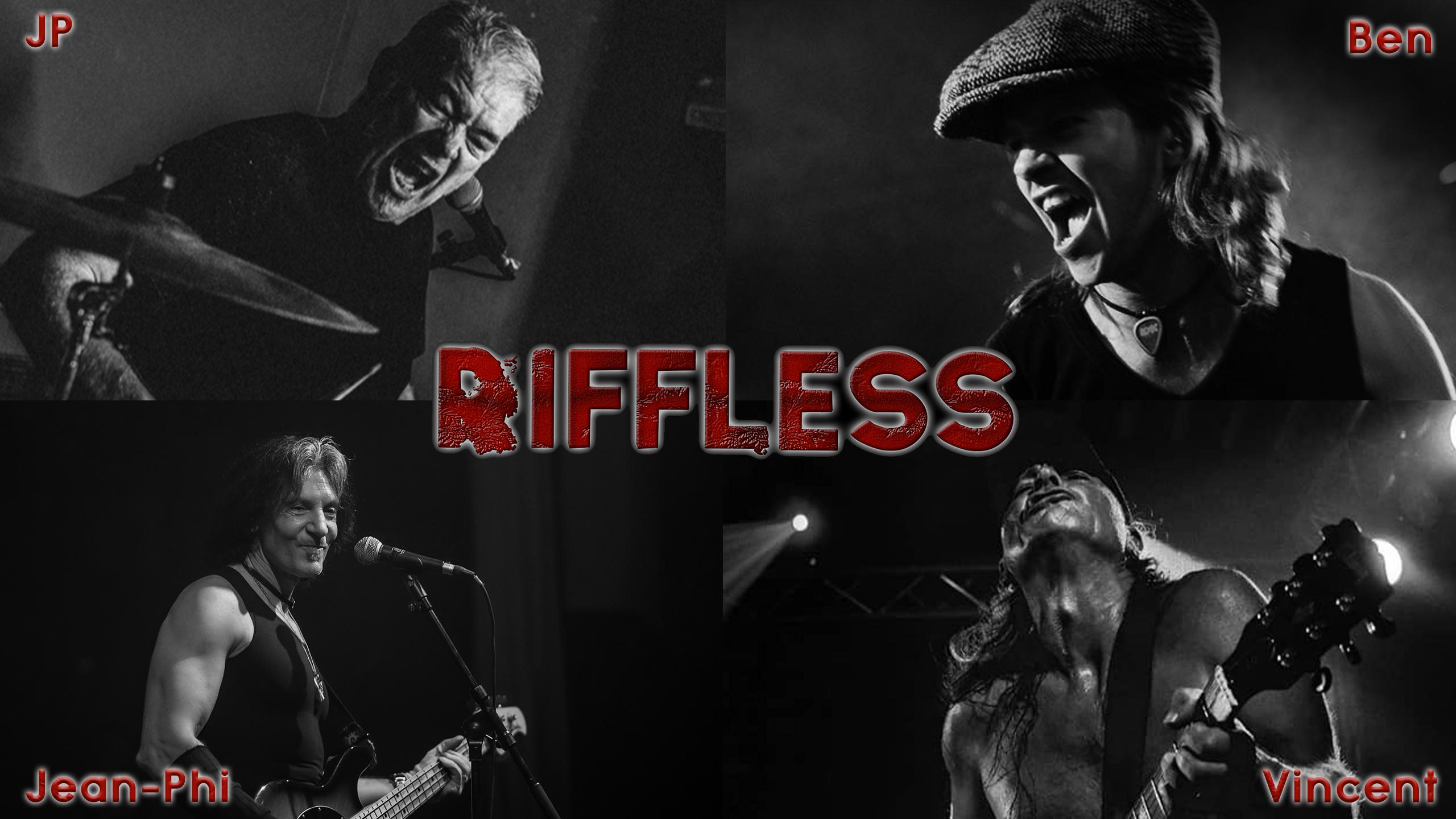 Riffless : Premier EP