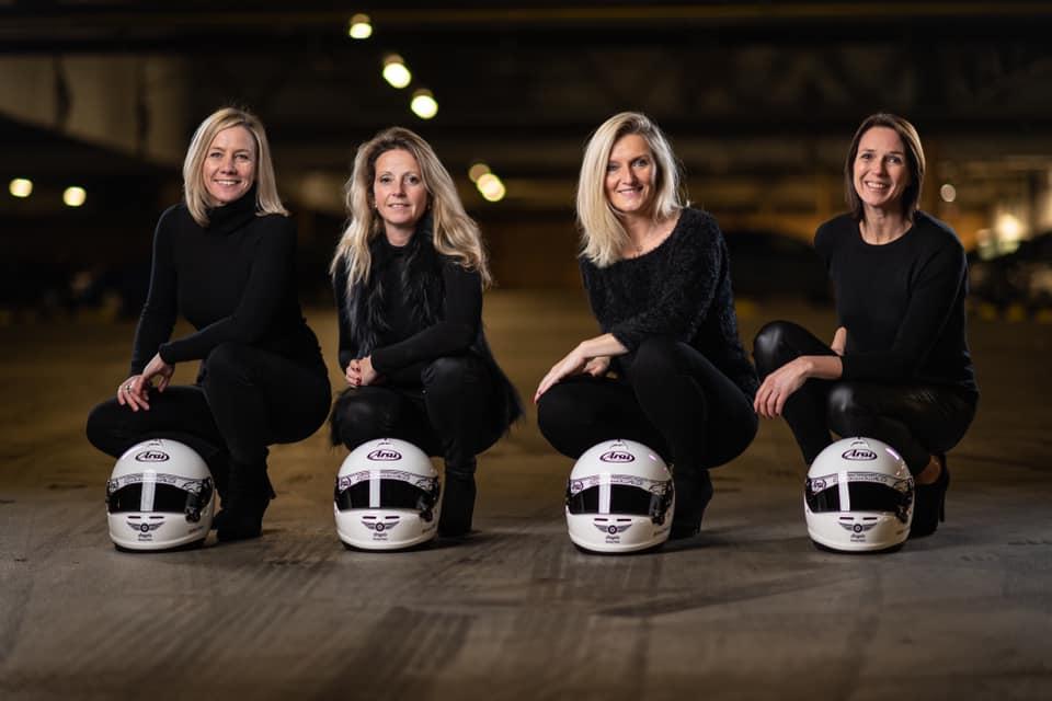 Angels Racing Team & Think Pink