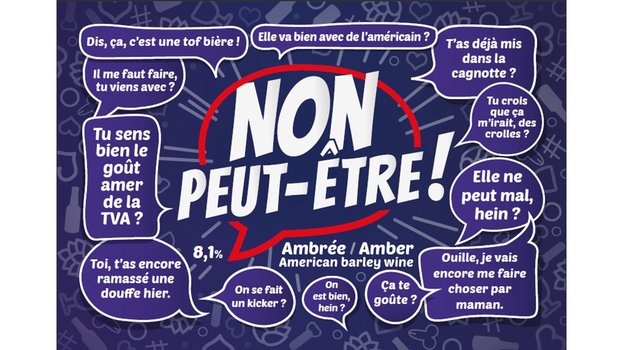 LA FAMILLE NON, PEUT-ÊTRE ! S'AGRANDIT !!