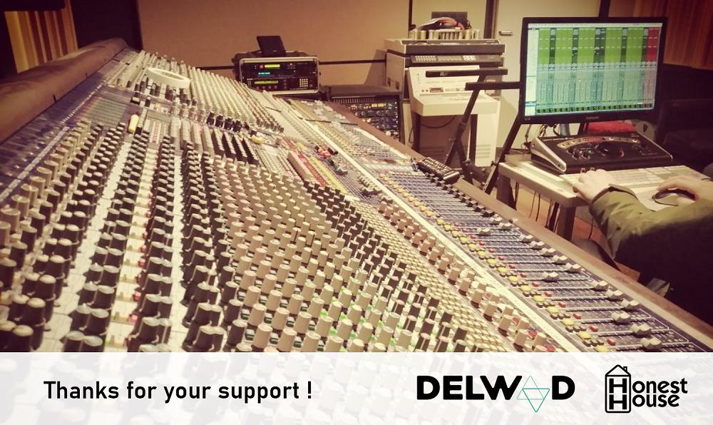 Delwood, un 1er album qui veut mettre la barre haut