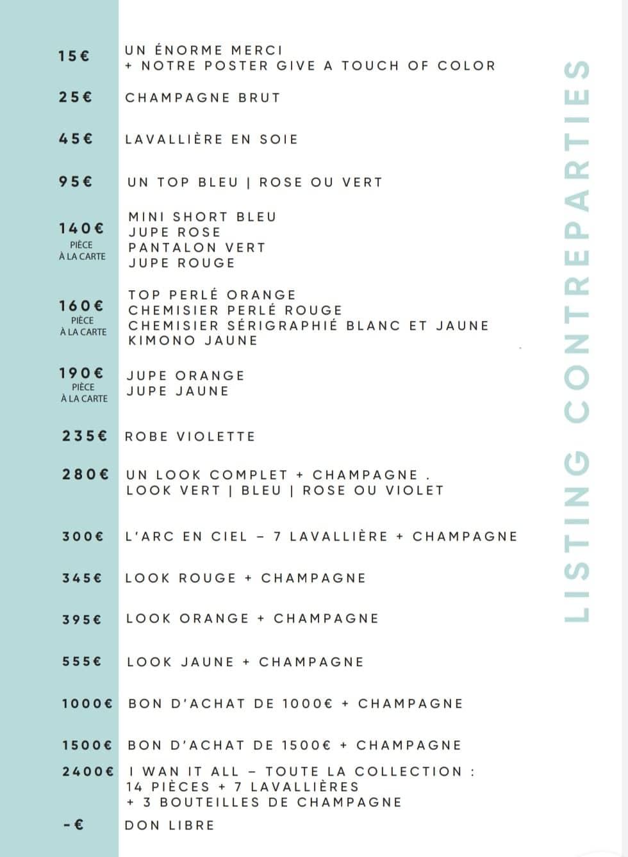 L'Atelier Elise-Aline – Collection 2021